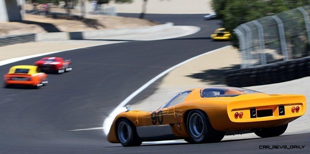 1969 McLaren M6GT - Specs vs F1 and P1 - Photo 24