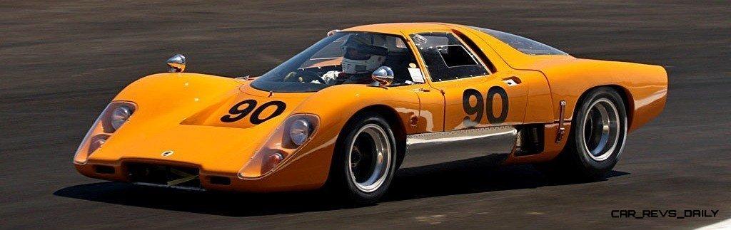 1969 McLaren M6GT - Specs vs F1 and P1 - Photo 28