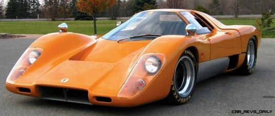 1969 McLaren M6GT - Specs vs F1 and P1 - Photo 47