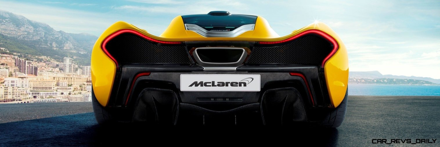 1969 McLaren M6GT - Specs vs F1 and P1 - Photo 75