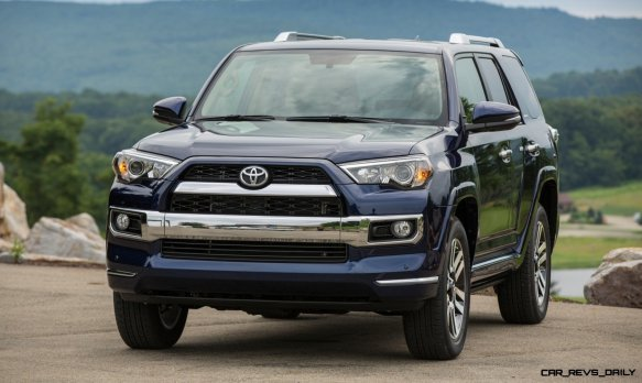 2014 4Runner Offers Third Row and Very Cool SR5 and Limited Styles 20