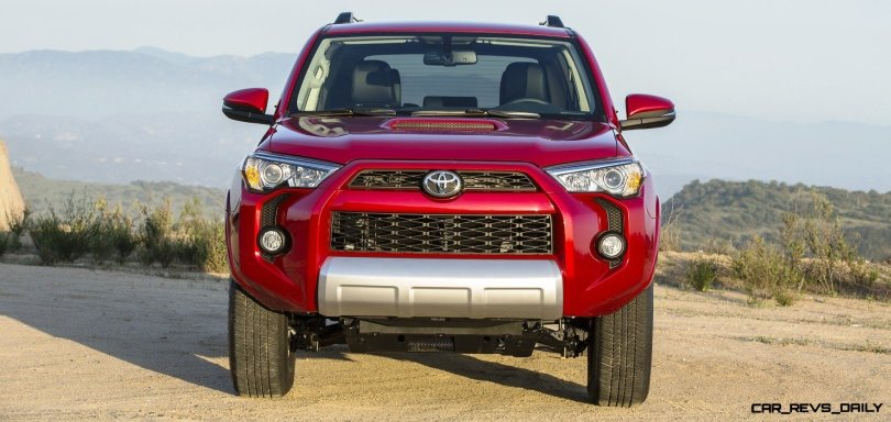 2014 4Runner Offers Third Row and Very Cool SR5 and Limited Styles 6