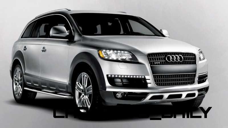 2014 Audi Q7 - Specifications 17