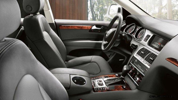 2014 Audi Q7 - Specifications 19
