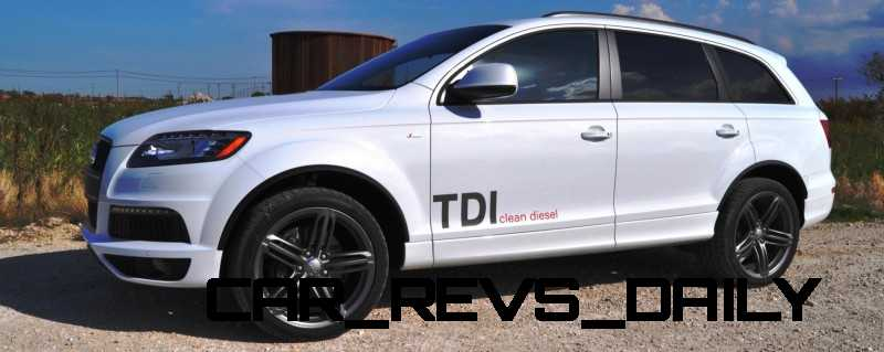 2014 Audi Q7 TDI S-line Plus - Carrara White 17