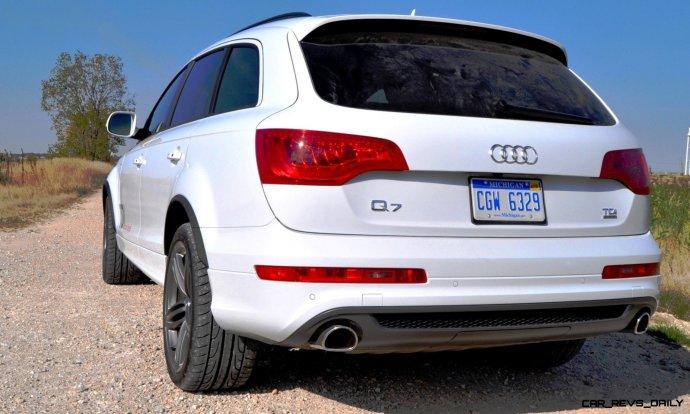 2014 Audi Q7 TDI S-line Plus - Carrara White 22