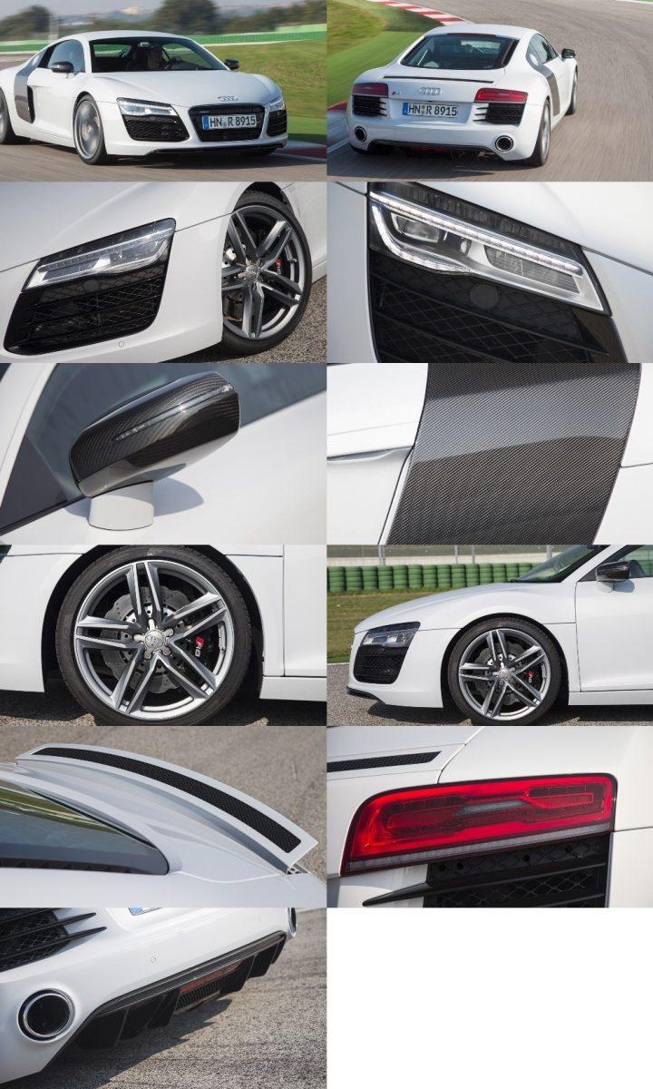 2014 Audi R8 V8 CarRevsDaily  4