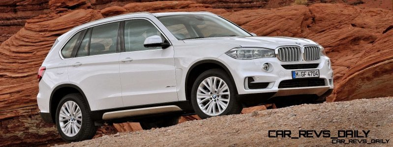 2014 BMW X5 - Before and After M Performance Upgrades 25