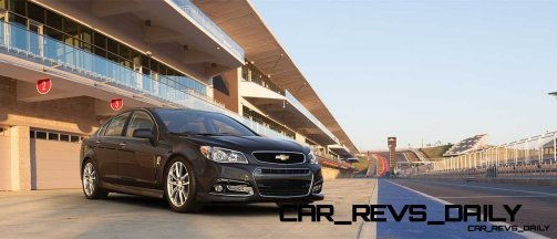 2014 Chevy SS Looking, Sounding Terrific13