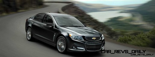 2014 Chevy SS Looking, Sounding Terrific23