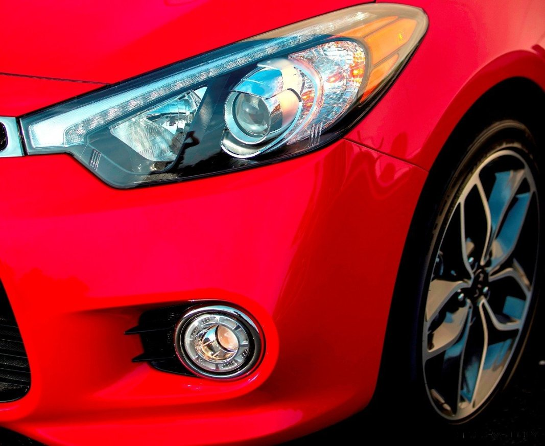 2014 Kia Forte Koup Adds First Turbo Option to Slinky 2-Door Shape 1
