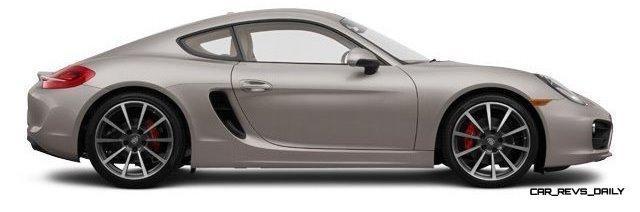 2014 Porsche Cayman S - COLORS 11