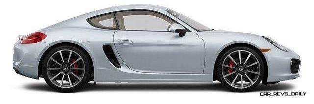 2014 Porsche Cayman S - COLORS 20