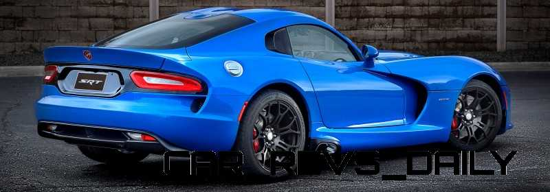 The SRT® brand kicked-off ?The SRT Viper Color Contest,? an online contest that enabled Viper enthusiasts to name the new blue exterior paint color for the 2014 SRT Viper.   More than 11,000 names were submitted and the top three finalists have been chosen. Fans can vote online at www.driveSRT.com/colorcontest to help select the winning name. In addition to becoming part of Viper history, the fan who submitted the winning name will win a trip to the 2014 Rolex 24 Hours of Daytona at Daytona International Speedway. Voting for the final round of the ?SRT Viper Color Contest? runs through Sunday, Nov. 10.