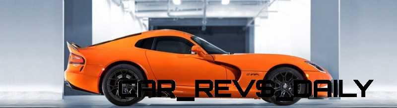 2014 SRT Viper Brings Hot New Styles and Three New Colors58