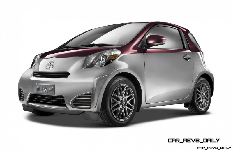 2014 Scion iQ Glams Up With Two-Tone EV and Monogram Editions 57