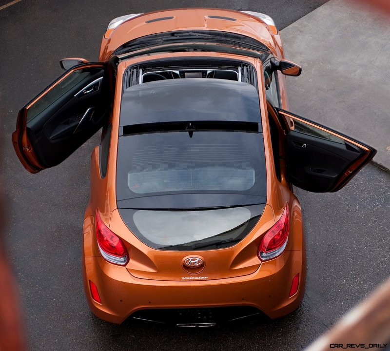 2014 Veloster R-Spec New for 2014 with Nurburgring Chassis Tech 12