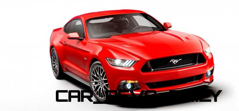 2015 Ford Mustang GT 34