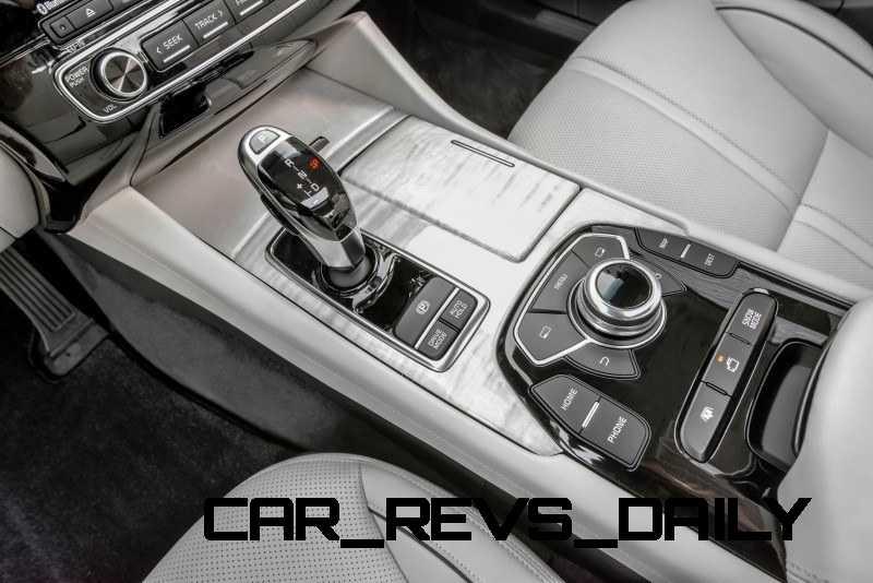 2015 K900 Kia New RWD Flagship 2