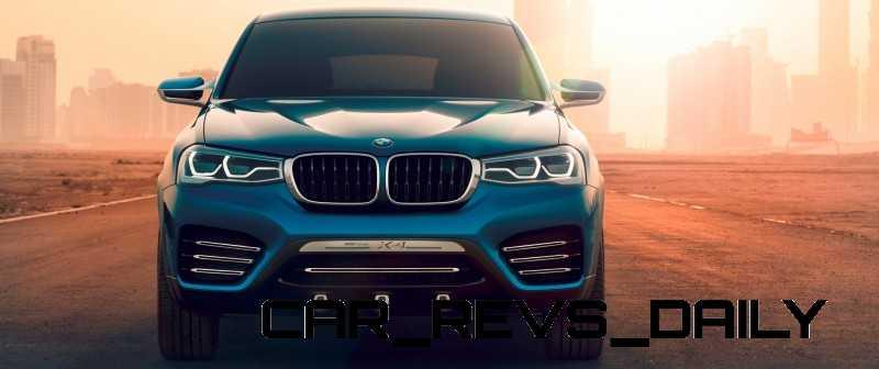 BMW X4 Teaser Shows LEDetails 10