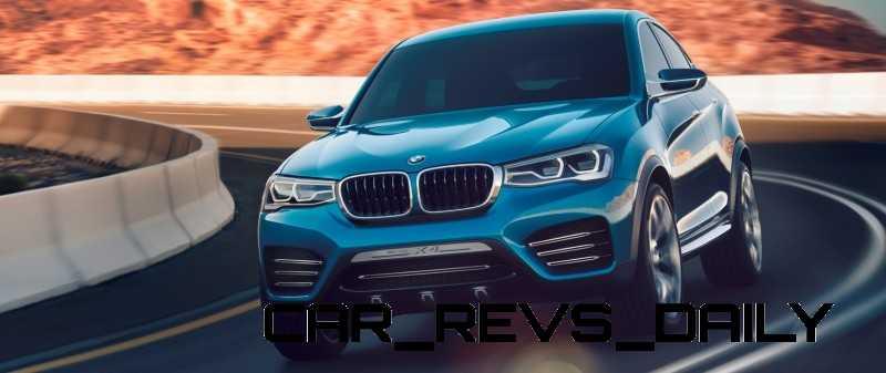 BMW X4 Teaser Shows LEDetails 13