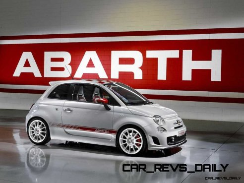 Best of Awards - Most Playful Sport Compact - Fiat 500C Abarth 36