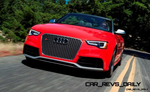 Buyers Guide to Audi RS5 Cabriolet for 2014 5