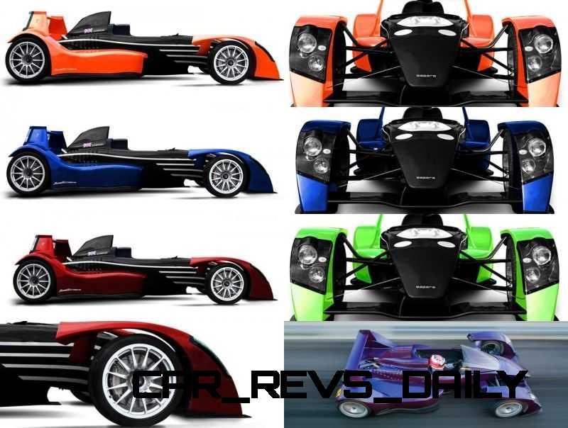 CarRevsDaily 2010 Caparo T1 Showcase 10-tile