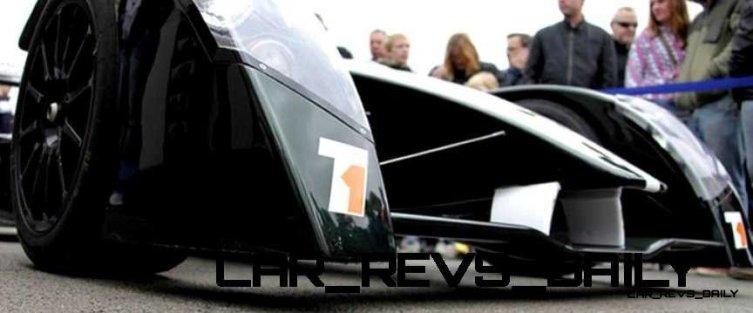 CarRevsDaily 2010 Caparo T1 Showcase 78