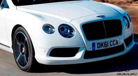 CarRevsDaily - 2014 Bentley Continental GTC V8 and V8 S 1