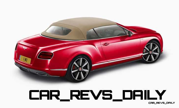 CarRevsDaily - 2014 Bentley Continental GTC V8 and V8 S 17