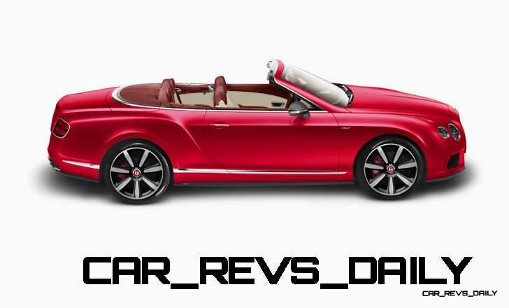 CarRevsDaily - 2014 Bentley Continental GTC V8 and V8 S 19