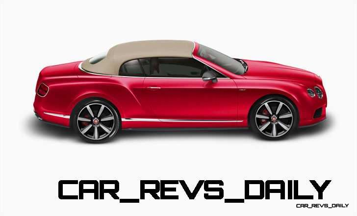 CarRevsDaily - 2014 Bentley Continental GTC V8 and V8 S 20