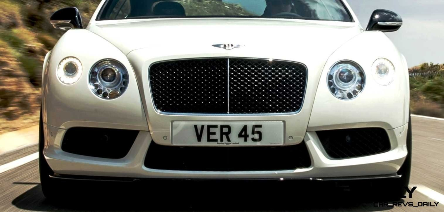 CarRevsDaily - 2014 Bentley Continental GTC V8 and V8 S 28