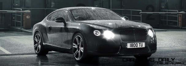 CarRevsDaily - 2014 Bentley Continental GTC V8 and V8 S 39