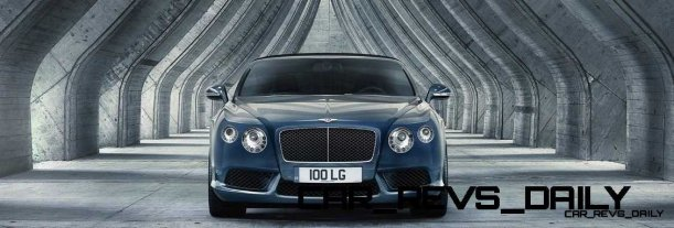 CarRevsDaily - 2014 Bentley Continental GTC V8 and V8 S 41