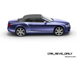 CarRevsDaily - 2014 Bentley Continental GTC V8 and V8 S 51