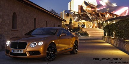 CarRevsDaily - 2014 Bentley Continental GTC V8 and V8 S 56