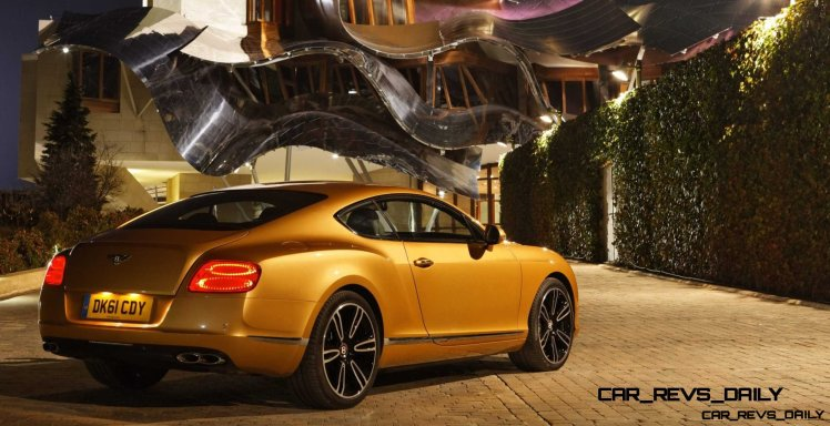 CarRevsDaily - 2014 Bentley Continental GTC V8 and V8 S 57