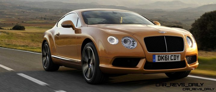 CarRevsDaily - 2014 Bentley Continental GTC V8 and V8 S 61