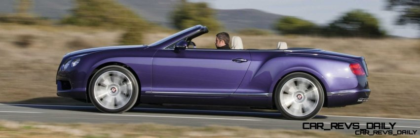 CarRevsDaily - 2014 Bentley Continental GTC V8 and V8 S 68