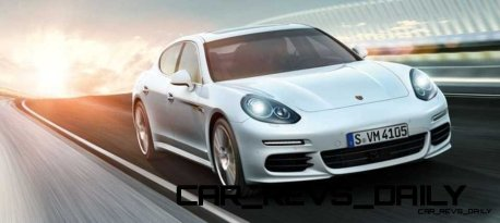CarRevsDaily - 2014 Porsche Panamera Buyers Guide - Exteriors 26