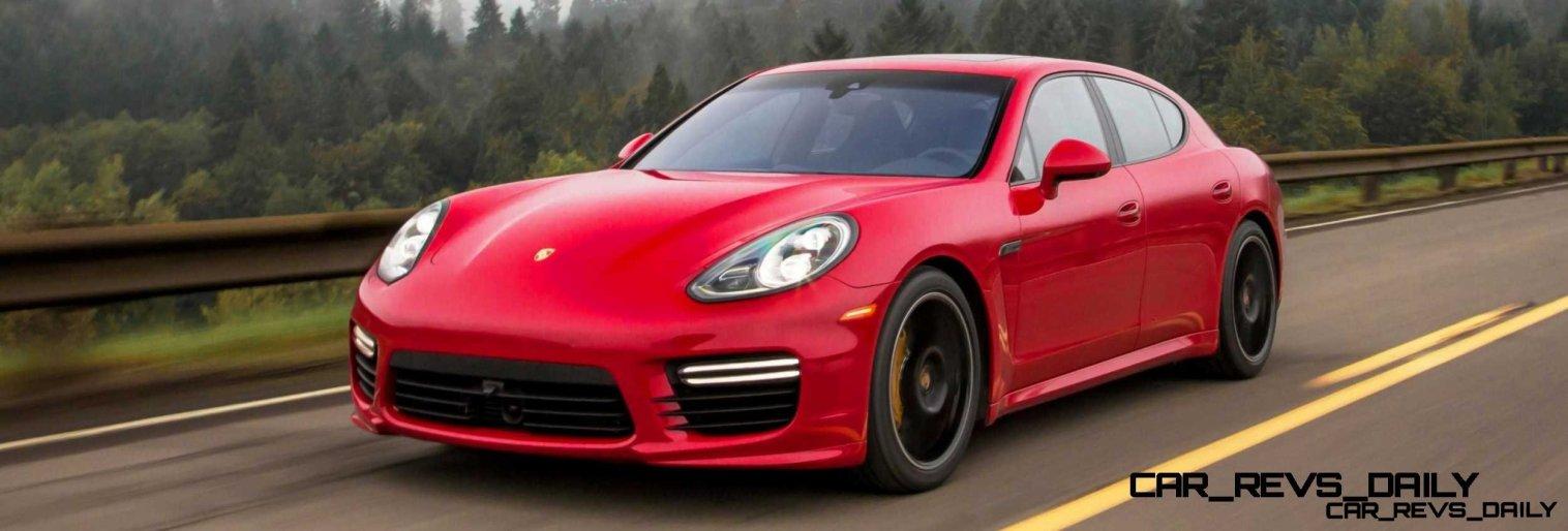 CarRevsDaily - 2014 Porsche Panamera Buyers Guide - Exteriors 46