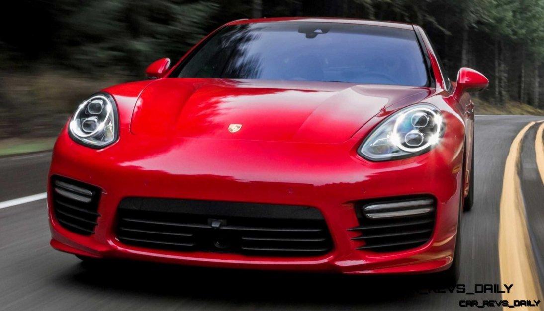 CarRevsDaily - 2014 Porsche Panamera Buyers Guide - Exteriors 50
