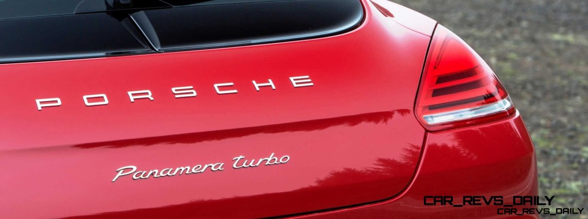 CarRevsDaily - 2014 Porsche Panamera Buyers Guide - Exteriors 55
