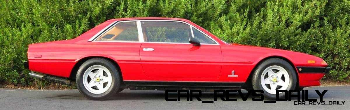CarRevsDaily Chic Supercars - Ferrari 400i and 412i 13