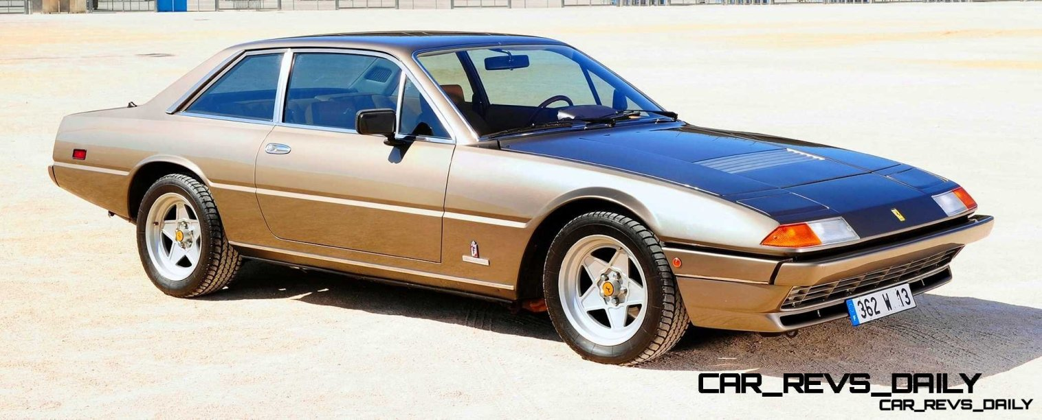 CarRevsDaily Chic Supercars - Ferrari 400i and 412i 37