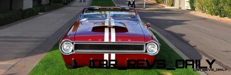 CarRevsDaily - Concepts - 1964 Dodge HEMI Charger22