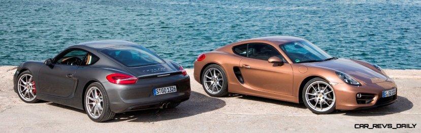 CarRevsDaily - Porsche CAYMAN Buyers Buide Photos 15