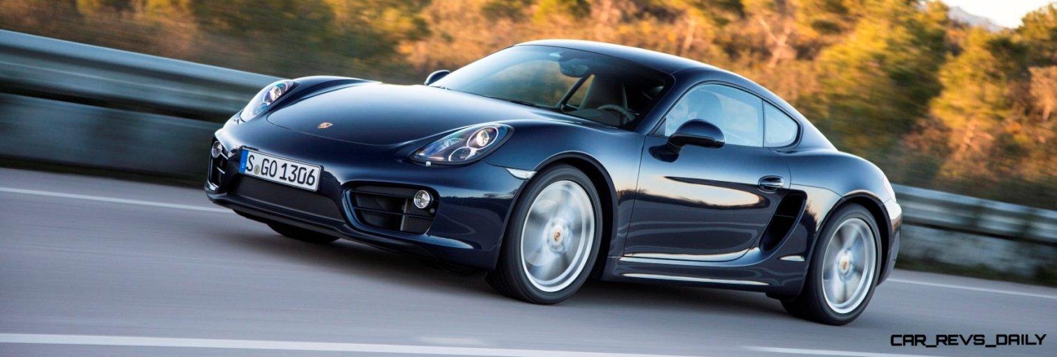 CarRevsDaily - Porsche CAYMAN Buyers Buide Photos 23